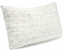 Bamboo Shredded Memory Foam Pillow Hypoallergenic Washable Cover King & Queen