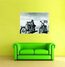 Easy Rider Chopper Motorcycle Movie Hopper Fonda Giant Art Poster Print