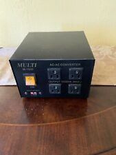 Multi M-1500 Ac-Ac Converter