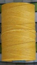 Waxed Yellow Bagpipe Hemp Practice chanter reeds pipe 50g roll