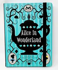 Alice in Wonderland Keepsake Journal: Includes 10 Illustrated Quote Cards NEW