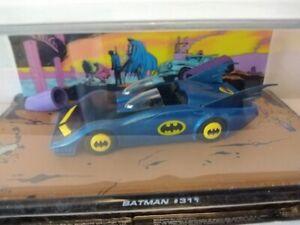 EAGLEMOSS BATMAN AUTOMOBILIA BATMAN #311 CAR