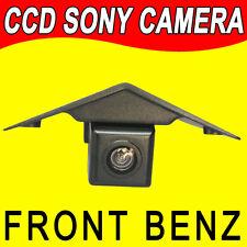 CCD car camera benz logo front PAL/NTSC/NO guide line Vito sprinter viano A B C