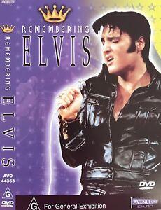 Elvis : Remembering Elvis DVD New