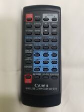 Canon WL-D79 wireless camcorder remote control **Free Shipping** c1