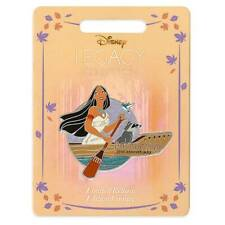 Disney Legacy Pocahontas Pin 25th Anniversary Limited Release With Card