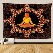 Hippie Chakras Religion Tapestry Yoga Mandala Wall Hanging Art Room Decorations
