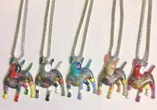 Handmade Alloy Silver Plated Costume Necklaces & Pendants