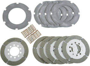 Belt Drives Clutch Kit w/ Extra Plate For 66-84 Shovelhead BTX-5E