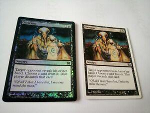 MTG: Coercion -Visions - Magic Card 9th