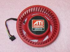 75mm ATI HD 4890 5650 5770 5850 5870 5890 5970 Video Card Fan 4Pin 12V 0.8A R79a