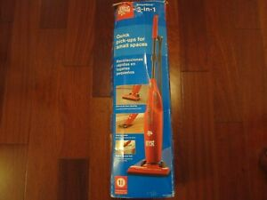 Dirt Devil  SimpliStick 3-in-1 Corded Stick Vacuum Cleaner