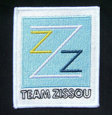 THE LIFE AQUATIC TEAM ZISSOU LOGO EMBROIDERED COSTUME HOOK AND LOOP PATCH