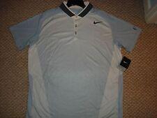 NWT Nike Federer Autumn Premier RF Polo Tennis Shirt Nadal 546358-403 Large