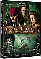 DVD PIRATES DES CARAIBES 2 : le secret du coffre maudit