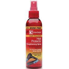 IC Fantasia Hair Polisher Heat Protector Straightening Spray for Shiny Hair 6oz