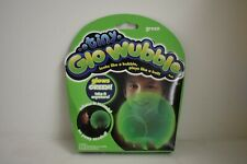 Toy Tiny GLO Wubble  Inflatable Ball Green. GLOWS IN THE DARK