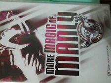 NRL - More Magic Of Manly - ALL REGIONS - BRAND NEW SEALED DVD