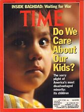 Time Magazine October 8 1990 Do We Care About our Kids? w/ML 011217DBE