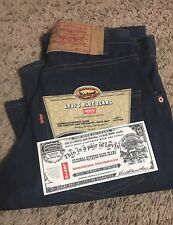 Vintage Levi's 27-34, 505-0217, 1981, Red Tag, Made in USA