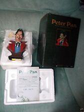 ATTAKUS: PETER PAN BUSTE POLYCHROME DE CAPITAINE CROCHET NEUF EN BOITE LOISEL