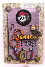 Disney Jack NBX Holiday Card Nightmare Before Christmas LE 500 Pin Pins 26617