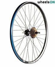 QR 29er Wheelson Rear Wheel MTB Disc 7 SPD Shimano Freewheel 32h Black