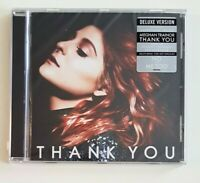 NEW CD Album Neuf ♦ MEGHAN TRAINOR - DELUXE VERSION - THANK YOU // ME TOO // NO