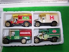 VANS, TRUCKS, BUNDLE, DIE CAST, FORD, RENAULT, CROSSLEY, LIMITED EDITION