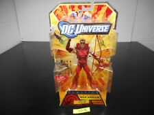 NEW & SEALED!!! DC UNIVERSE CLASSICS RED ARROW WAVE 20 FIGURE 3 ADULT  11-9