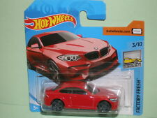 Hot Wheels 2016 BMW M2, 2018 Factory Fresh Series 3/10 in rot