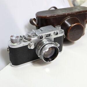 Leica IIIf # 581081 aus 1951, Summitar 2,0/5 cm chrome # 798409