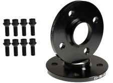 10mm Wheel Spacers 4x100 56.1 cb PAIR + BOLTS for MINI COOPER S ONE 2000 - 2006