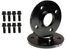 12mm Wheel Spacers 4x100 56.1 cb PAIR + BOLTS MINI COOPER S 2007-2013 + CLUBMAN