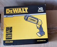 New  DEWALT DCL050-XJ 20V MAX LED HAND HELD AREA LIGHT (TOOL ONLY)