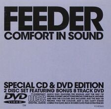 Feeder / Comfort In Sound [Special Edition Cd + DVD] *NEW* CD