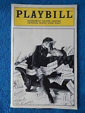 Candida - Criterion Theatre Playbill - March 1993 - Mary Steenburgen - Foxworth