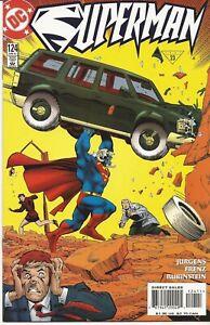 Superman #124 | June 1997 | DC