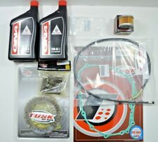 Honda TRX 400EX 1999-2004 Tusk Clutch Springs Gasket Cable & Oil Change Kit