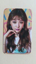 I.O.I IOI 2nd mini Album Miss Me PhotoCard Official Produce 101 - ChungHa