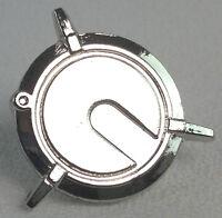 CYBERMEN Cybus Industries Logo Doctor Who New TV Series UK Imported Enamel Pin
