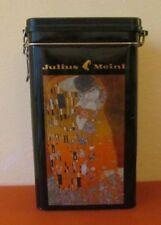 Große Alte Kaffeedose Blechdose Julius Meinl Box Coffee 20cm x 11.50 x 8cm