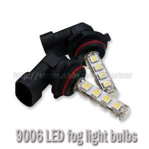 2pcs LED Fog Light Bulb fit 2018 2019 Hyundai Accent for projection fog lamp