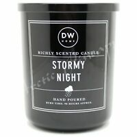 DW Home Extra Large 25.9 oz 2 Wick Scented Candle 90 Hrs - Stormy Night