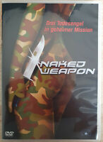 Naked Weapon DVD Maggie Q Uncut Top Condition Zustand Deutsch English Cantonese