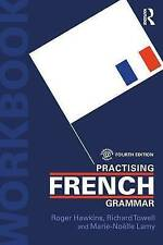 French Grammar and Usage + Practising French Grammar: Practising-ExLibrary