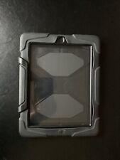 Apple iPad 2 Case Griffin Black Survivor Heavy Duty Rugged