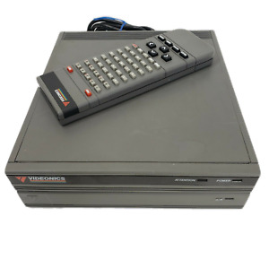 Videonics VCU-1 Video Control Unit with Remote Vintage RCA Input Source Mixer