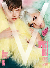 V Magazine Issue 107 Summer 2017 - Space Age - Cara Delevingne & Dane DeHaan