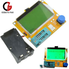 M328 LCR-T4 Transistor Tester Diode Triode ESR Meter MOS/PNP/NPN L/C/R